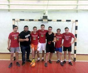 Соревнования по «Мини-футболу»