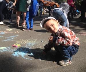 Улицы счастливого детства