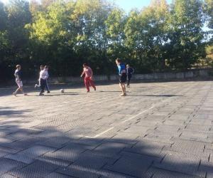 Соревнования по мини-футболу между командами факультетов