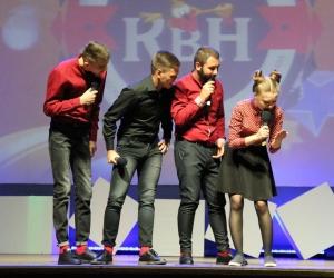 Победа команды КВН «ГУДЫВНИНГ» на фестивале открытой студенческой лиги КВН БУКЭП «Кубок ректора»