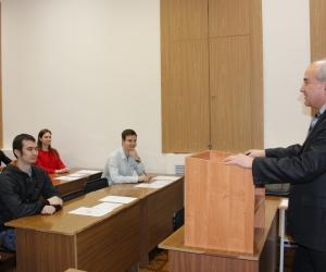 Состоялась неделя кафедры уголовного права и процесса