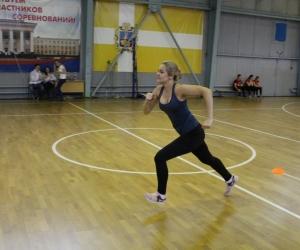 Спортивное мероприятие «Здоровье в наших руках»
